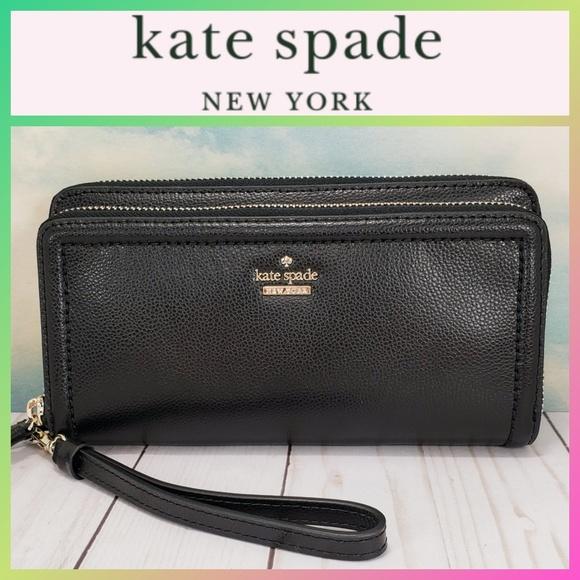 kate spade Handbags - Kate Spade Patterson Drive Anita Phone Wallet